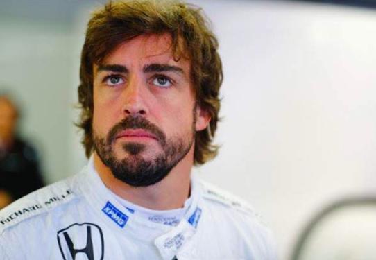 Fernando Alonso, uno de los candidatos a sustituir a Rosberg (Foto: archivo).