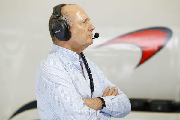 Ron Dennis (Foto: McLaren).