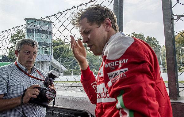 Sebastian Vettel (Foto: Efe).