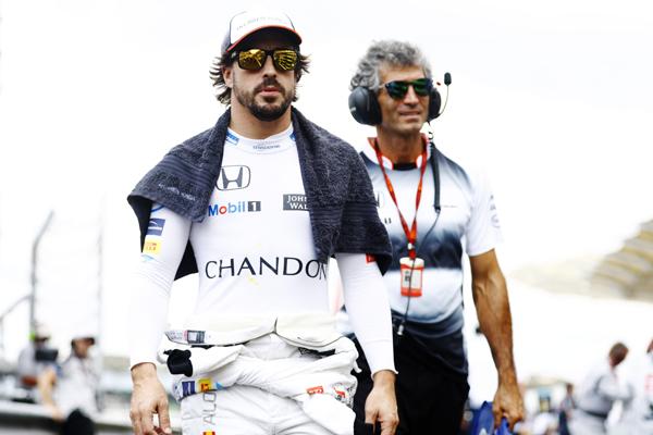 Fernando Alonso (Foto: McLaren).