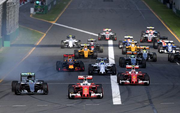 Nueve de once escuderias de la Fórmula 1 no tuvieron beneficios en 2016