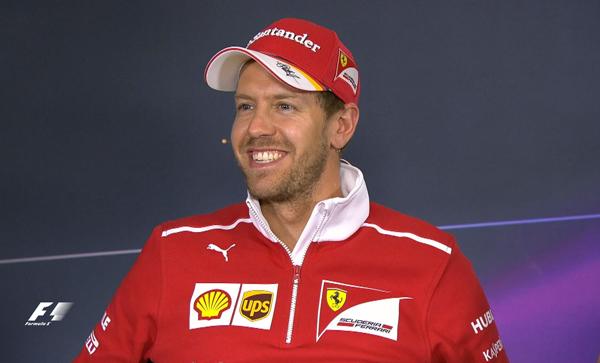 """Vettel: """"¿Tener a Alonso al lado"""" Estoy preparado para todo"""""""