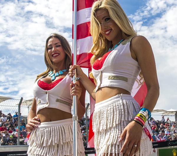 La nueva dirección de la F1 estudia eliminar las azafatas de parrilla
