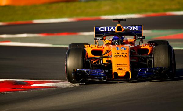 """McLaren: """"Las señales son absolutamente positivas"""""""