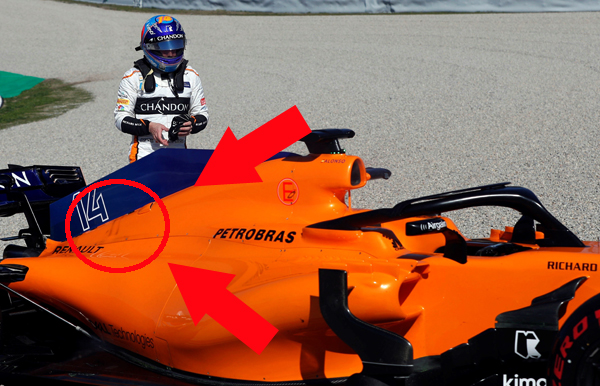 McLaren asegura que en Australia no veremos las temidas marcas de quemado