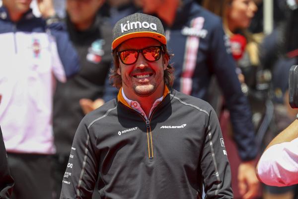 Alonso tendrá el motor mejorado antes de lo previsto