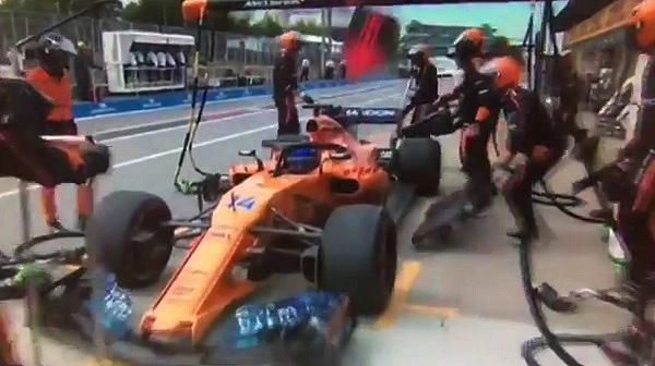 McLaren le debe una explicación a Fernando Alonso