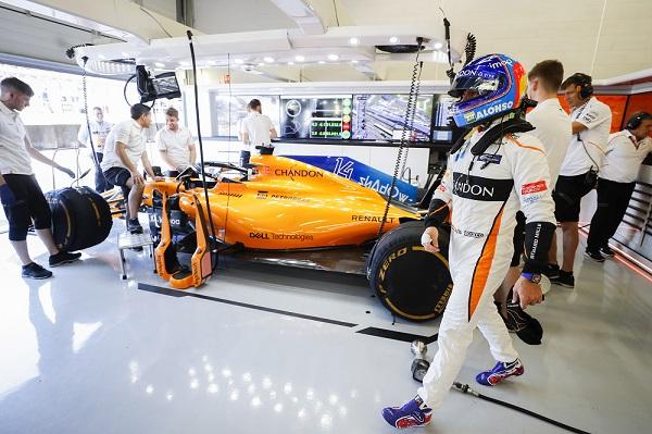 Un ingeniero anónimo revela el origen de los problemas de McLaren