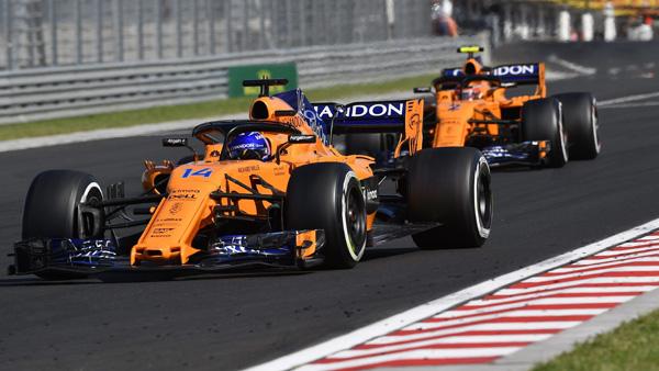 McLaren se va de vacaciones con buen sabor de boca