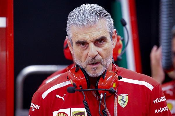 El puesto de Arrivabene al frente de Ferrari está en peligro