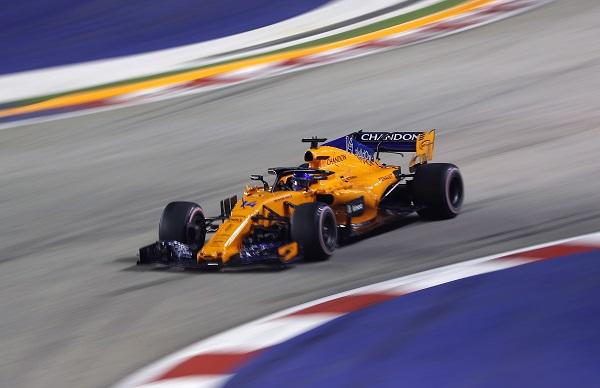 Alonso insiste en demostrar que algo falla en la F1 dejándole marchar