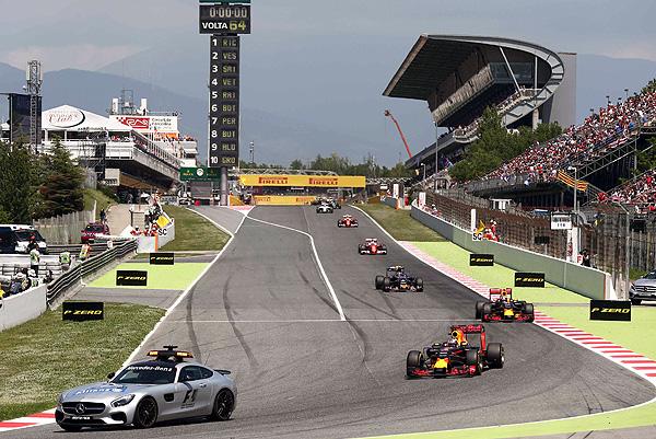 La F1 estudia cargarse circuitos clásicos del calendario