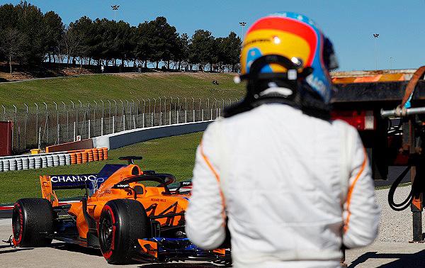Pesos pesados de McLaren revelan qué falló en el coche de Alonso este año
