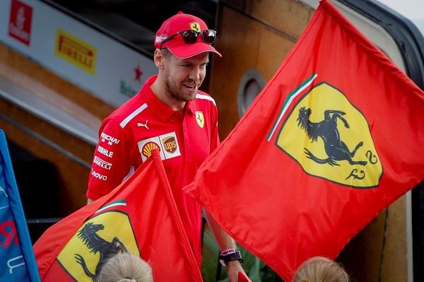 El jefe de Ferrari excusa a Vettel por su bajo rendimiento