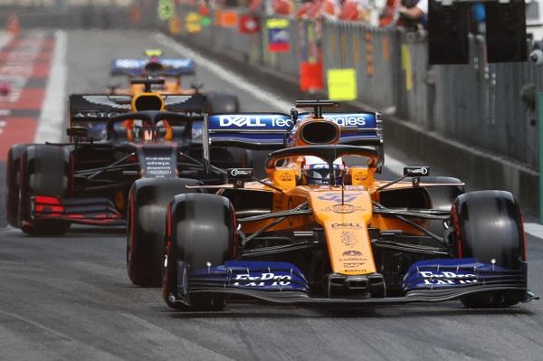 """El objetivo de McLaren: """"Ser P1 y P2"""""""