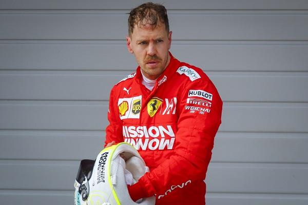La prensa italiana ya pide la cabeza de Vettel