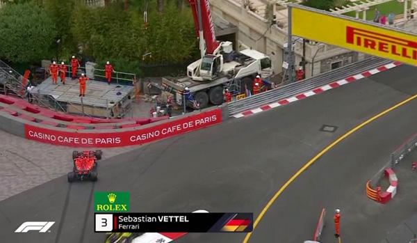 """Ferrari claudica en Mónaco: """"Mercedes es el mejor equipo de la historia de la F1"""""""