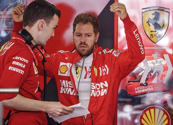 Ferrari ya baraja una profunda reestructuración del equipo