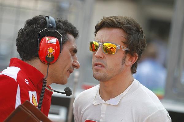 Ha habido contactos entre Alonso y Ferrari