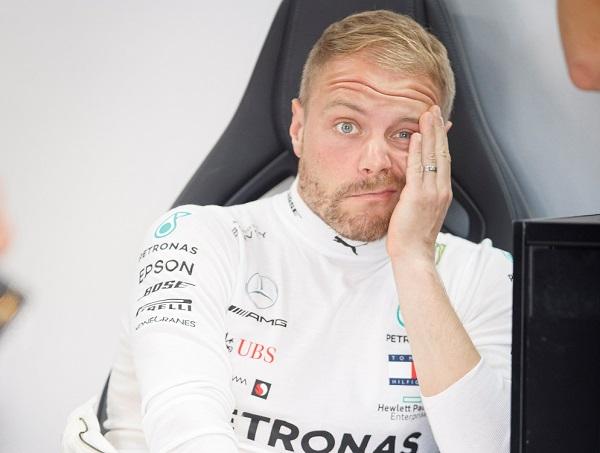 Bottas ya habla abiertamente de su posible salida de Mercedes