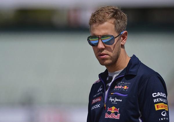 En Red Bull no quieren volver a ver a Vettel ni en pintura