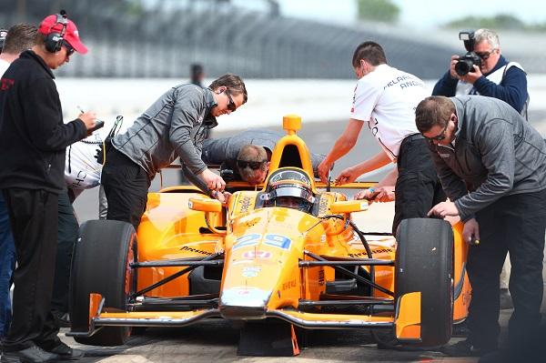 Alonso volverá a Indianápolis con uno de los grandes