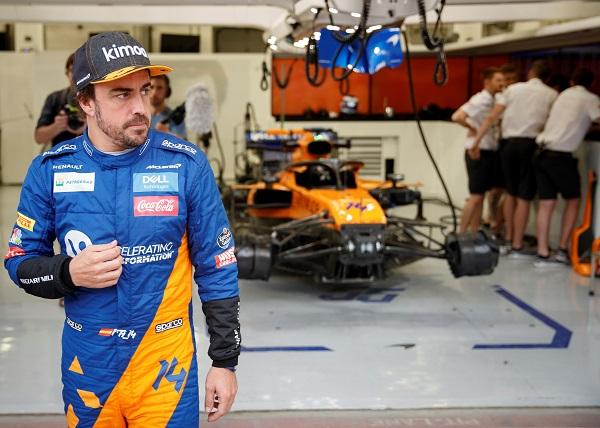 Alonso no va a volver en 2021 con McLaren