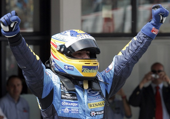 Objetivo de Alonso: ganar el Mundial en 2022 con Renault