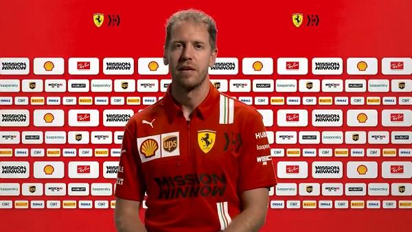 Vettel no ve al Ferrari competitivo en el arranque del Mundial