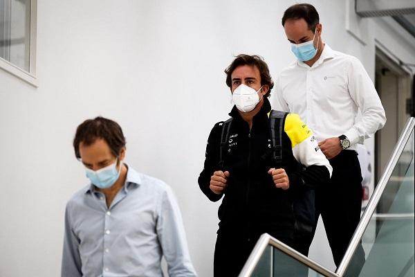 Renault prepara un proyecto ganador para Alonso