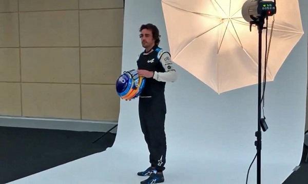 Horarios para ver a Fernando Alonso en los test de Bahréin