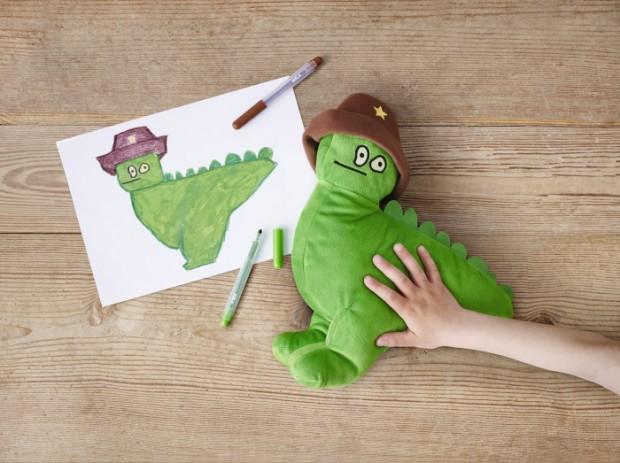 IKEA_SoftToys_SAGOSKATT_DinosaurioVerde
