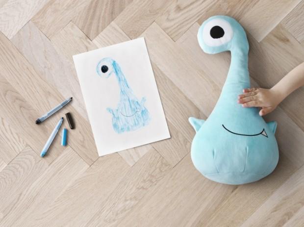 IKEA_SoftToys_SAGOSKATT_MonstruoAzul