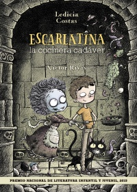 libros de zombies para ninos