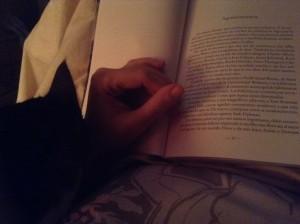 Apuntó dado tráeme en la novela con ilusión y con gato.