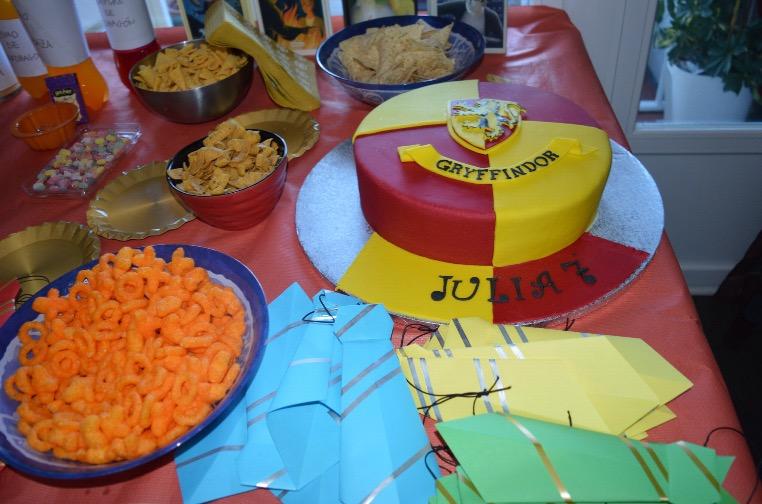Como Hacer Una Fiesta Infantil De Harry Potter Por Poco Dinero