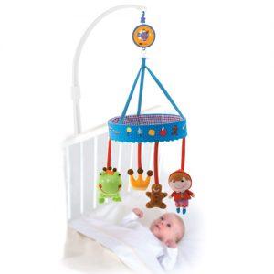 Los cacharros m s tiles cuando tienes un beb y los que no valen para nada madre reciente - Movil para cuna bebe ...