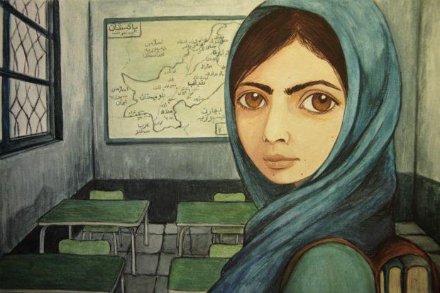 Malala Yousafzai verkami