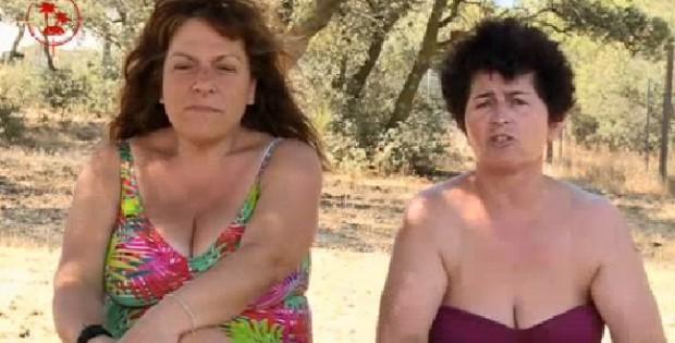 María José y Maricarmen, siamesas (TELECINCO).