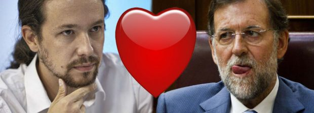 Love is in the Congreso...