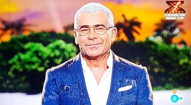 88141edc4 El estropicio en el pelo que se ha hecho Jorge Javier Vázquez: ahora lo  lleva blanco