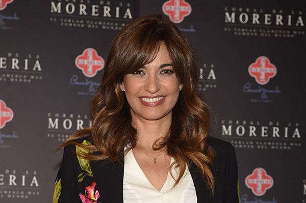 Mariló Montero, el pasado mes de abril, en una entrega de premios. © Gtres