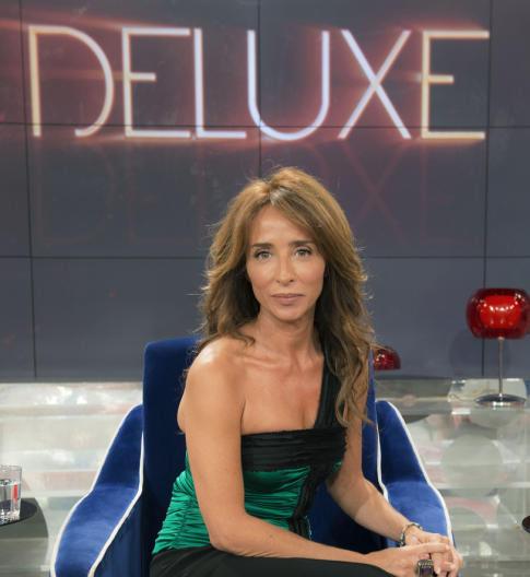 María Patiño. Foto: Mediaset