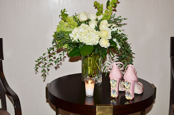 Zapatos en la fiesta. Foto: © Rosy