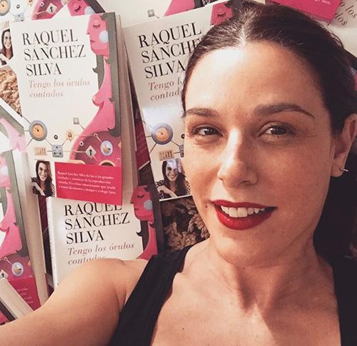 Raquel Sánchez Silva, feliz. Foto: IG: @raquelsanchezsilva
