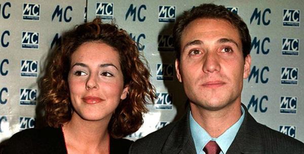 Rocío y Antonio David se casaron en 1996 y estuvieron juntos hasta 1999. Tuvieron dos hijos: Rocío y David. Foto: © Gtres