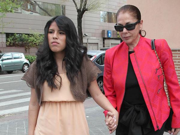 Chabelita e Isabel Pantoja, en una foto de archivo. © Gtres