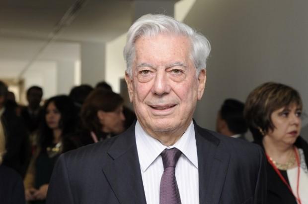 Mario Vargas Llosa. © Gtres
