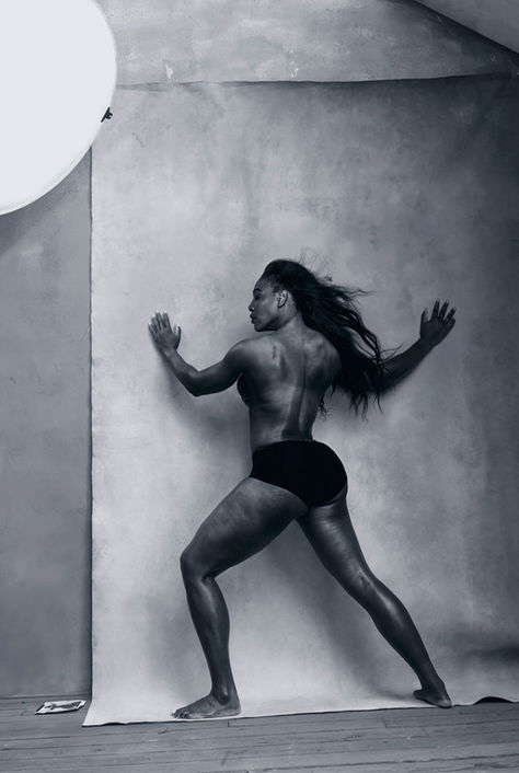 La deportista Serena Williams