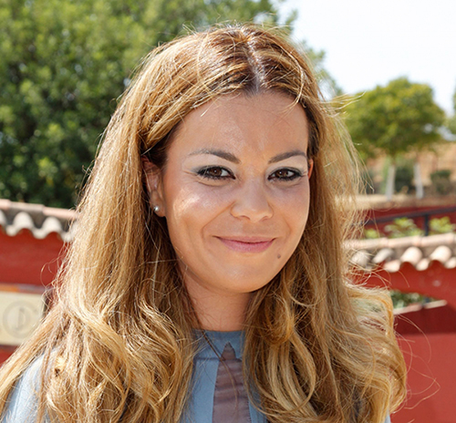 María José Campanario © Gtres